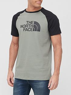 the-north-face-raglan-easy-t-shirt-green