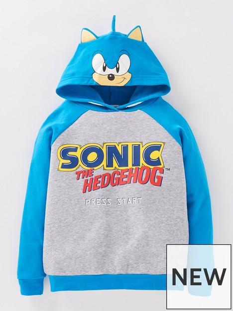 sonic-the-hedgehog-boys-sonic-the-hedgehog-hoodie-with-hood-detail-grey