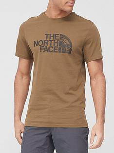 the-north-face-wood-dome-t-shirt-olive