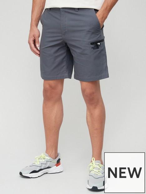 the-north-face-cargo-short-grey