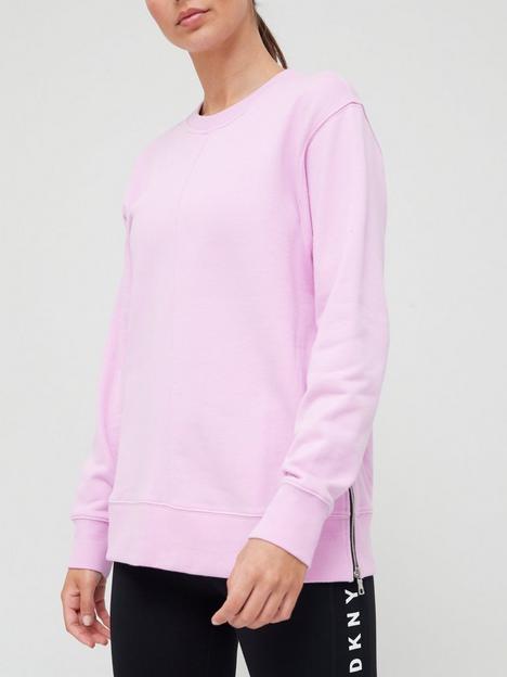 dkny-sport-zip-detail-crewneck-sweatshirt-lilac