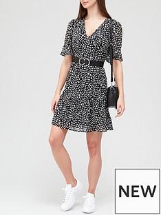 v-by-very-v-neck-tea-dress-printnbsp