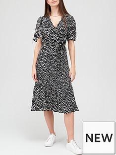 v-by-very-wrap-tie-waist-midi-dress-printnbsp