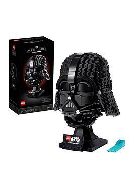 Lego Star Wars Darth Vader Helmet Adult Set 75304