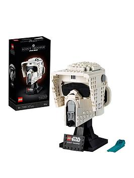 Lego Star Wars Scout Trooper Helmet Adult Set 75305 Best Price, Cheapest Prices
