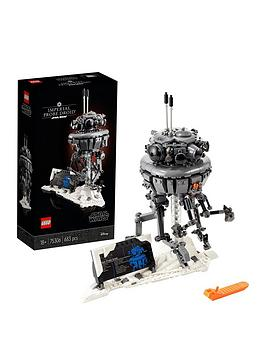 Lego Star Wars Imperial Probe Droid Adult Set 75306 Best Price, Cheapest Prices