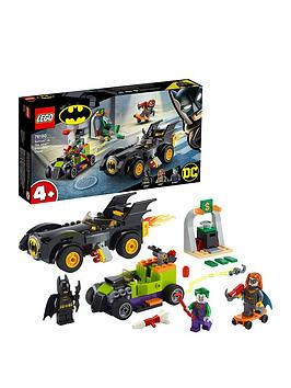 Lego Super Heroes Batman Vs. The Joker: Batmobile Toy 76180
