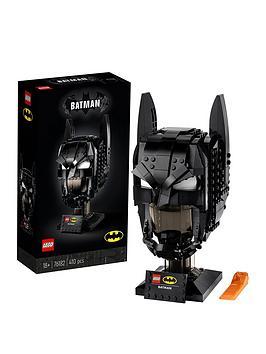 Lego Super Heroes Batman: Batman Cowl Set For Adults 76182