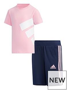 adidas-unisex-youngernbspbrand-t-shirt-set-pinknavy