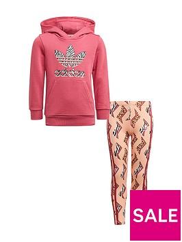 adidas-originals-unisex-younger-hoodie-set-pinkmulti