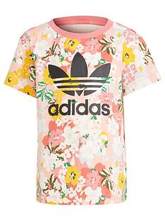 adidas-originals-girls-younger-short-sleeve-t-shirt-pink
