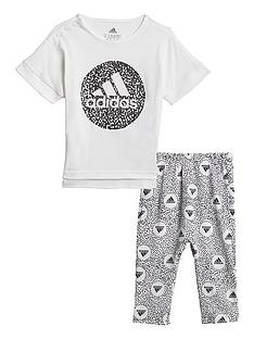 adidas-girls-infantnbsptights-set-whiteblack
