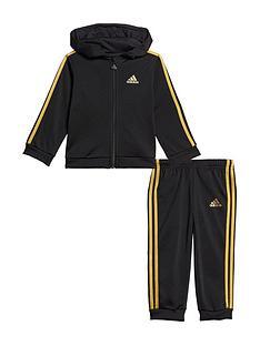 adidas-unisex-infant-i-shiny-49-jog-set-blackgold