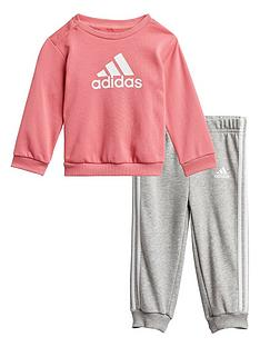 adidas-unisex-infant-i-badge-of-sport-jog-pant-set-pinkgrey