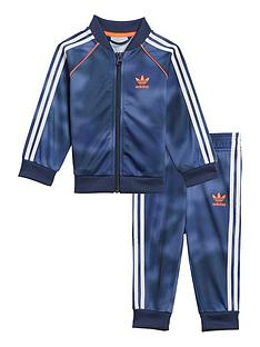 adidas-originals-boys-infant-tracksuit-bluewhite