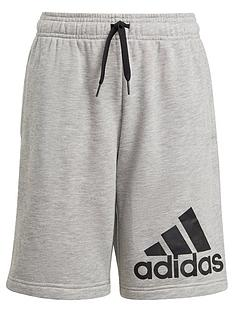 adidas-boys-junior-b-bl-short-greyblack