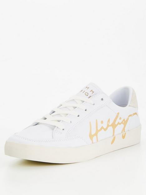tommy-hilfiger-tommy-hilfiger-signature-leather-sneaker