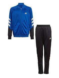 adidas-boys-junior-xfg-tracksuit-blue