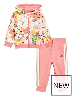 adidas-originals-girls-infant-hoodie-set-pinkmulti