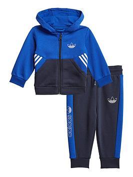 adidas-originals-unisex-infant-hoodie-and-joggersnbspset-blue