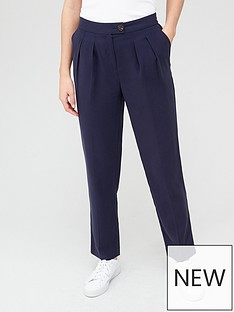 v-by-very-relaxed-elasticated-back-trouser-navynbsp