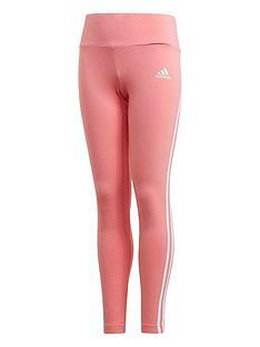 adidas-girls-junior-g-3-stripes-tights-pinkwhite