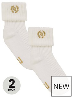 river-island-baby-corenbsp2-pack-sock-cream