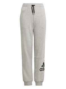 adidas-boys-junior-b-bl-ft-cuffed-pant-greyblack