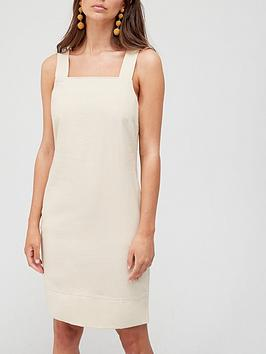 v-by-very-linen-mix-wide-strap-cami-dress-stonenbsp