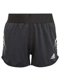 adidas-girls-junior-g-ar-3-stripes-short-black