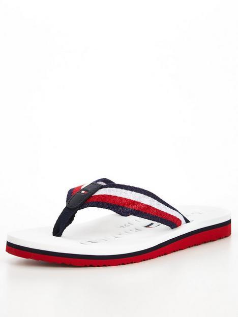 tommy-hilfiger-tommy-ribbon-flat-beach-sandal-white