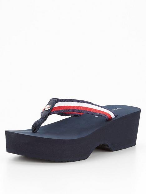 tommy-hilfiger-shimmery-ribbon-beach-sandal-navy