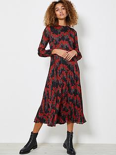 mint-velvet-mint-velvet-fran-print-crinkled-midi-dress