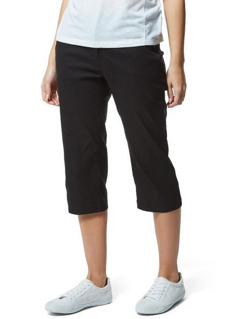 craghoppers-kiwi-pro-crop-walking-trousers-blacknbsp