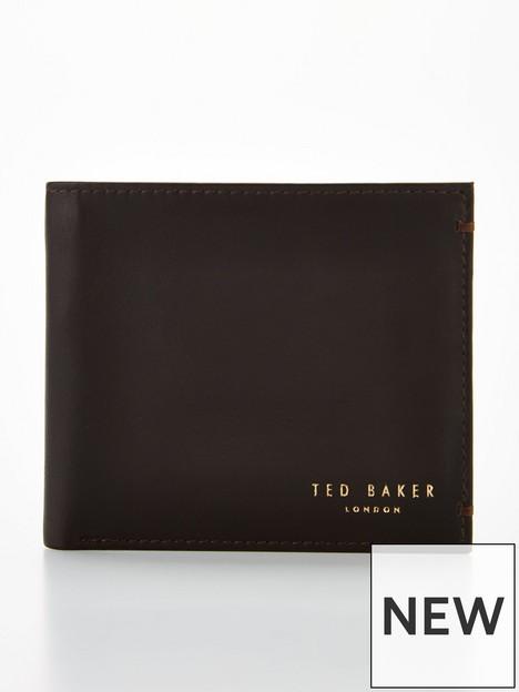 ted-baker-antonys-leather-billfold-wallet-brown