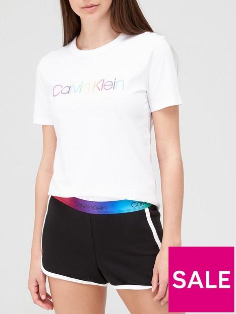 calvin-klein-ck-modern-cotton-pride-short-pj-set-white