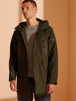 superdry-hydrotech-waterproof-parka-coat-khaki