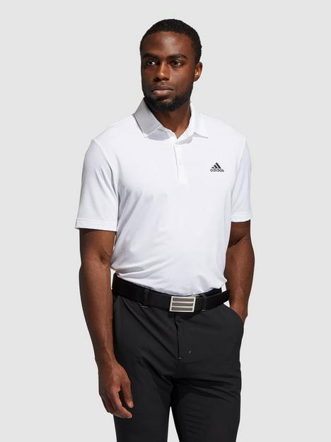 adidas-golf-ultimate365-solid-polo-shirt-white