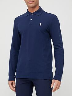 polo-ralph-lauren-golf-golf-long-sleeve-knit-polo-navy