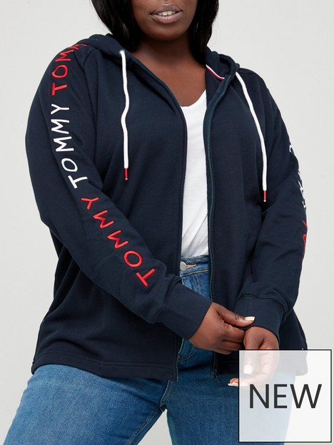 tommy-hilfiger-curvenbspzt-hoodie-royal-blue