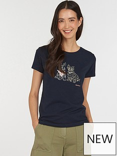 barbour-highlands-printed-t-shirt-navy