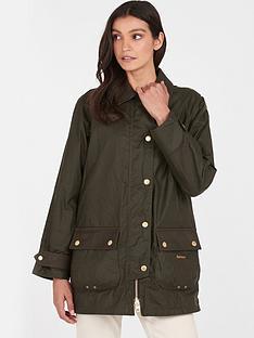 barbour-winslet-wax-jacket-olive