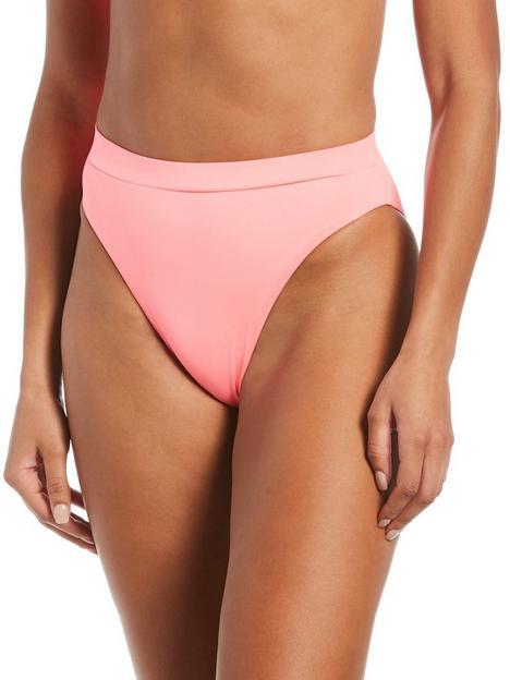 nike-swim-high-waist-bottom-pink