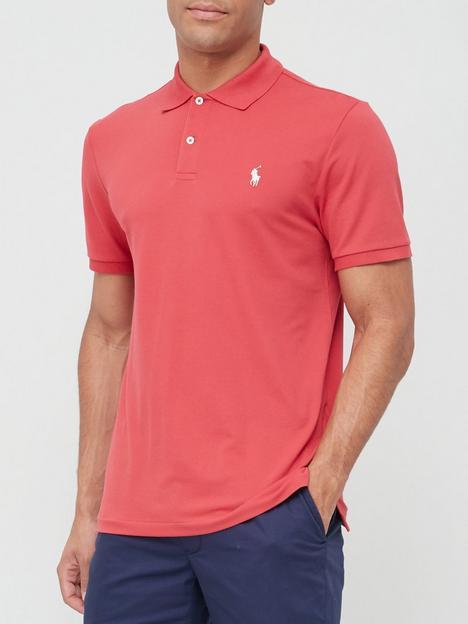 polo-ralph-lauren-golf-short-sleeve-knit-pique-polo-rednbsp
