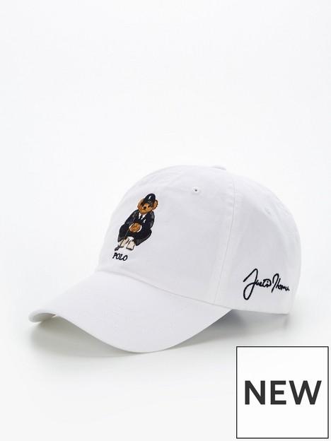 polo-ralph-lauren-golf-bear-cap-white