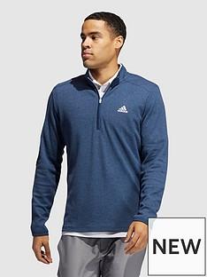 adidas-golf-3-stripe-quarternbspzip-navy