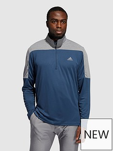 adidas-golf-14-zip-upf-lightweight-navy