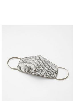 accessorize-sequin-sparkle-face-cover-silver