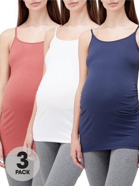v-by-very-3-pack-maternity-cami-white-navy-pink