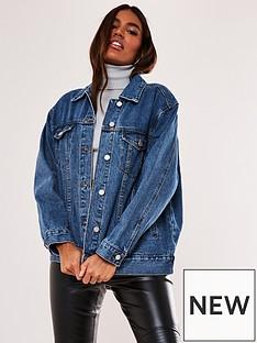 missguided-missguided-oversized-denim-jacket-indigonbsp